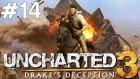 Uncharted 3 Drake's Deception - Uçak Düştü - Bölüm 14