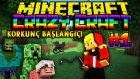 Türkçe Minecraft - Çılgın Modlarla Survival! (Crazy Craft) - KORKUNÇ BAŞLANGIÇ! : #1