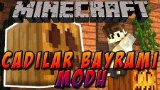 CADILAR BAYRAMI MODU ! (Vampirler,Hayaletler ve Şekerler) - Minecraft Mod Tanıtımları 134