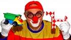 Çocuklar için eğlenceli film - Palyaço Dima'nın sihirli oyuncağı