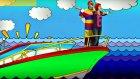 Çocuklar için eğlenceli film - Yetiş palyaço Dima!!! Maria'nın gemisi batıyor