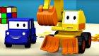 Eğitici çizgi film - Bir kazı makinesi yapıyoruz - Türkçe izle
