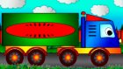 Neşeli Şekiller - Kamyon - Eğitici Çizgi Film