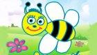 Resimler çizelim - Arı - Çocuklar için eğitici çizgi film - Arı vız vız vız