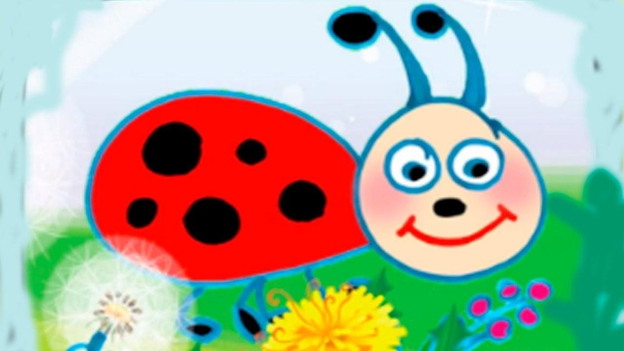 Resimler çizelim Uğur Böceği çocuklar Için Eğitici Video