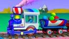 Zeemzoom - Çizgi film - Küçük tren bize saymayı öğretiyor