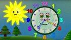 Zeemzoom - Çizgi film - Sevimli guguk saati çocuklara saati öğretiyor