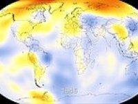 30 Saniyede Küresel Isınmanın 135 Yılda Geldiği Nokta