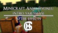 [Bitti] Minecraft Animasyonlu İntro Yarışması   After Effects   HG Animation
