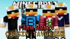 ÇILGIN TAVUK AHMET VE İBO! - Farm Hunt - Minecraft Hayvan Saklambacı