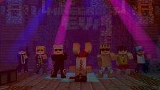 MC Evi Minecraft Animation İntro - Nefer Flex - BugraaK   HG Animation 
