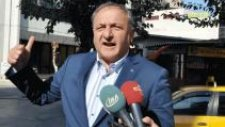 Oktay Vural TRT Muhabirlerini Kovdu