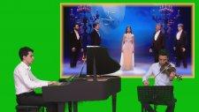 Opera'daki Hayalet Film Müziği Sinema Enstrümantal Müzikal Piyano Ve Keman Müzikli Tiyatro Roman