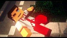 Osmanlı Ahmet Minecraft Animation İntro #V1  HG Animation 