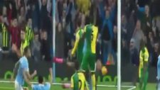 Otamendi'nin Norwich City'ye attığı kafa golü