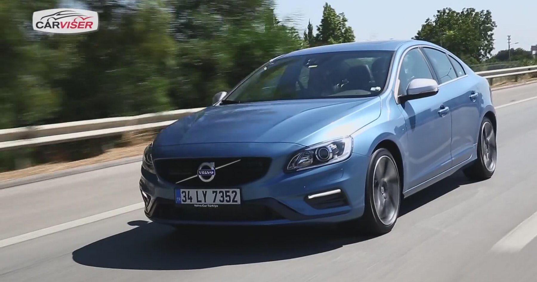 Volvo S60 T3 Test Sürüşü | İzlesene.com