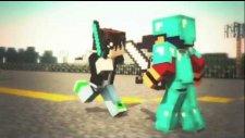 Deneysel Oyuncu Minecraft Animation İntro
