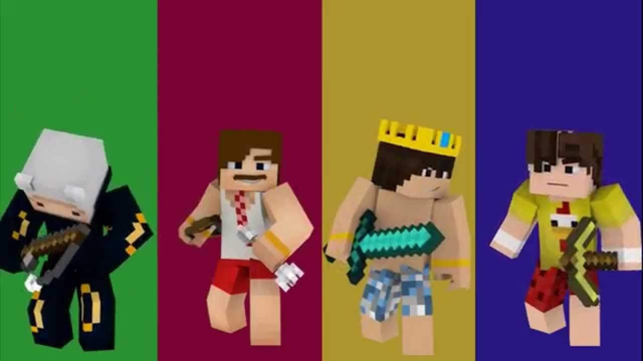Minecraft Evi Minecraft Parkur İntro İzlesene Com