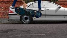 Skateboard Animations - Flex Rig (Kaykay Animasyonu) (H.G Animation)