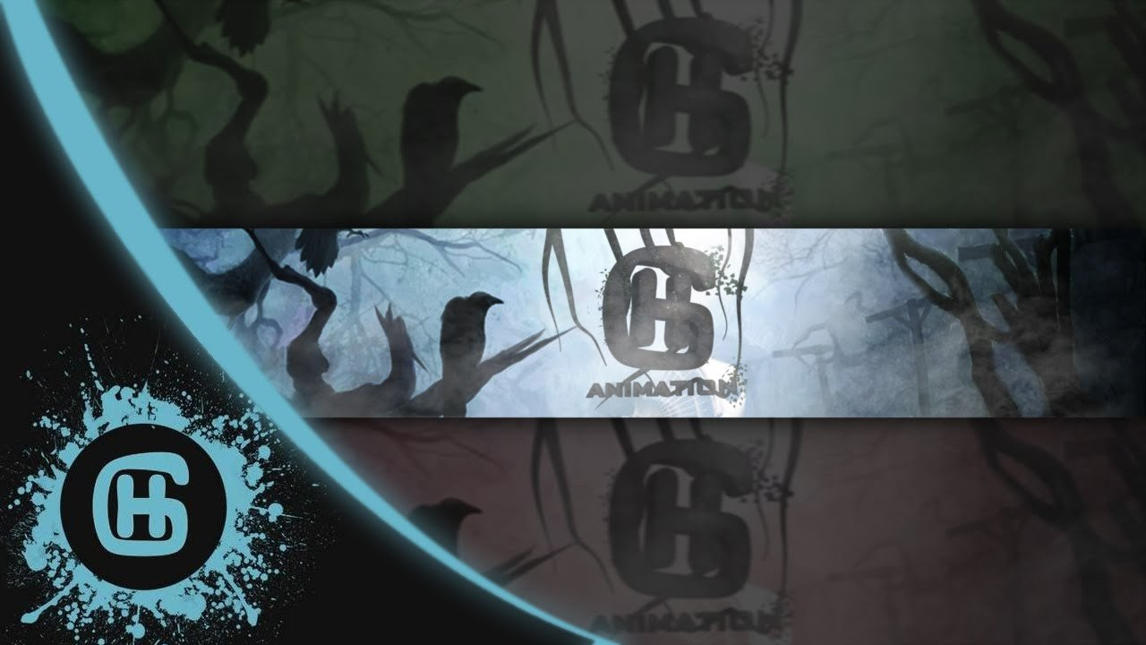 making youtube banners