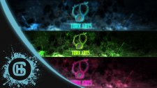 Speedart #5 - Torx Arts Youtube banner
