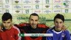 Club United Karacalar Maç Sonu Röportaj