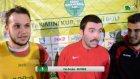 Doktorlar Ulutürk İstanbul 2015 İddaa Rakipbul Kapanış Ligi Maçı Maçın Röportajı