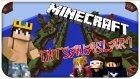DİNAMİT İKİLİ ! | Minecraft | TNT SAVAŞLARI | Bölüm-3 w/IbrahimGunes,Ahmet Aga,AzizGaming