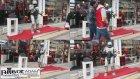 Yılbaşı Animasyon RobotAdam Palyaço Ankara