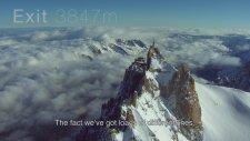 3847 Metreden Adrenalin Dolu Çılgın Wingsuit Uçuşu