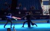 Eskrim Dünya Şampiyonası  Jedi ve Sith Düellosu