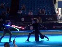 Eskrim Dünya Şampiyonası - Jedi ve Sith Düellosu