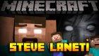 Türkçe Minecraft : STEVE LANETİ - KORKUNÇ DÜNYA! - (Özel Harita)