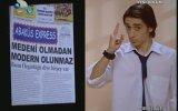 Geniş Aile  Zekai Ve Pırıl'ın Gazete Manşetleri İle Atışması