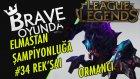 Güçlü Çar Rek'Sai | Ormancı | Elmastan Şampiyonluğa #34 | League of Legends