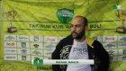 Osmaniye Gençlik - Akdeniz Sk Maçın Röportajı /Mersin