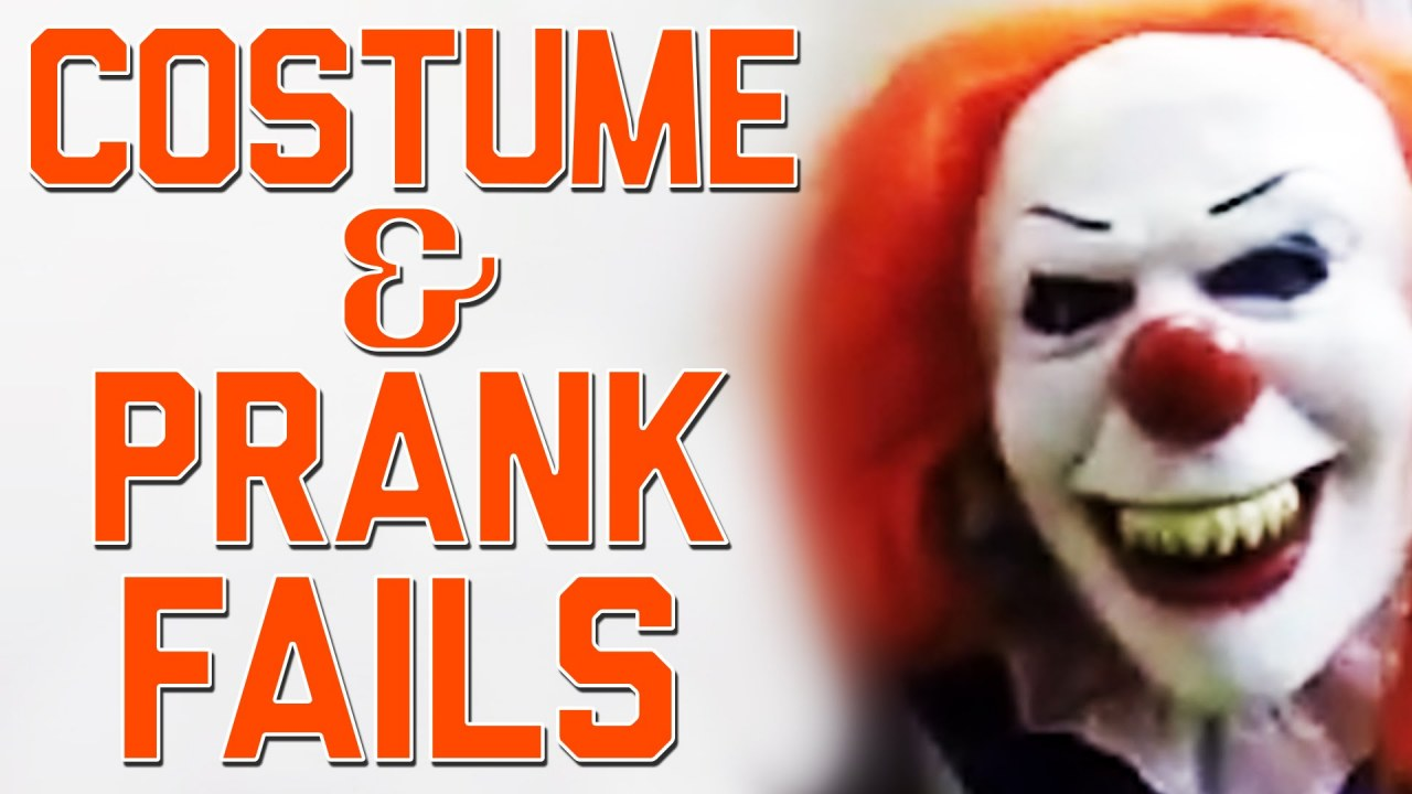 best halloween costume fails and scare pranksfailarmy || trick
