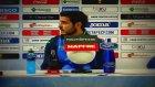 Barçalı futbolcular basın toplantısını bastı!