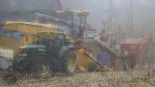 Birbirinden Teknolojik Tarım Makinaları