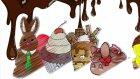 Chocolate Finger Family Şarkısı