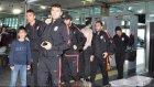 Galatasaray, Benfica maçı için Lizbon'a gitti