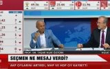Kılıçdaroğlu'na Yüzünün Rengi Kösele Gibi  Yaşar Nuri Öztürk