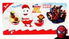 Kinder Joy Sürpriz Yumurta Açma Marvel Erkek Oyuncakları Boys Serisi