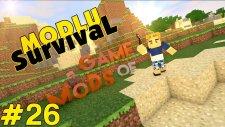 Minecraft Game Of Mods - WITHER BOSS - Bölüm 26