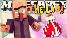Minecraft : Zukun imtahanı - The Lab Minigame