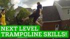 Trambolinle Atlamada Yeni Bir Seviyeye Geçmek