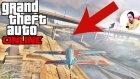 Uçakla Manyak Hareketler | GTA 5 Türkçe Online Multiplayer | Bölüm 50