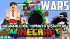 BugraaK EVDE YUMURTA PİŞİRİYOR! - Minecraft Yumurta Savaşları! (Minecraft Egg Wars) w/Minecraft Evi