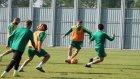 Bursaspor tek çalışmayla Beşiktaş'a hazırlandı