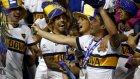 Carlos Tevez'in şampiyonluk sevinci